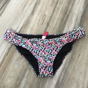 Victoria's Secret Neon Colorful Bikini Bottoms